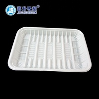 PP Plastic Disposable Take Away Food Meal/Fruit/Vegetable Tray