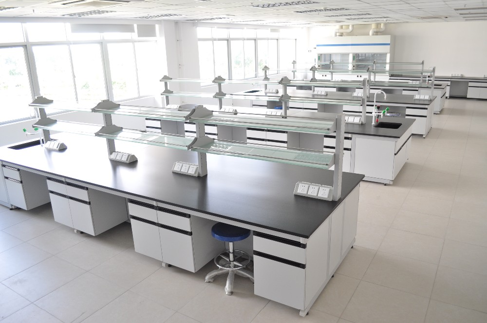 chemistry lab table Manufacturer of laboratory tables - chemistry lab table, designer chemistry lab table, laboratory table and laboratory work table offered by venus engineers, coimbatore, tamil nadu.