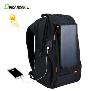 Wholesale Sport 18.1inch Lightweight Waterproof Dry Bag Laptop Solar Backpack