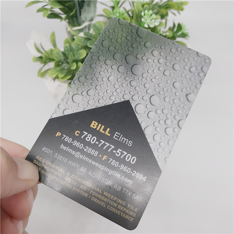 Eco Friendly Clearly Transparent Business Card Wholesale, Card ...