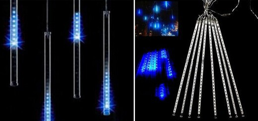 Led Light Source And Light Tube Item Type Meteor Shower Led Tube ...