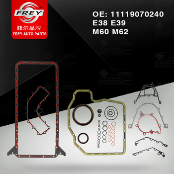 Crankcase Gasket Set 11119070240 For E38 E39 M60 M62 Auto Spare Parts Car -  Buy 11119070240,Auto Spare Parts Car,M60 Crankcase Gasket Set Product on