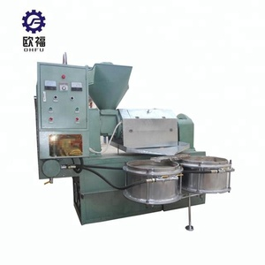 Walnut Olive Groundnut Castor Oil Extraction Machine Cold-Pressed Black Seed Coconut oil machine