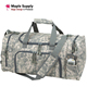 Wholesale 2018 600d camouflage army duffle bag for travel