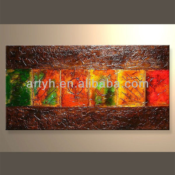 Newest Handmade Abstract Original Wall Art In Discount Price