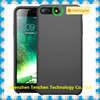 Silicone Rubber Mobile Phone Case for iphone 7 plus Original Back Cover Cases
