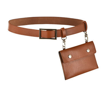 Fashion Full Grain Wide Leather women Belt Simple design new arrival