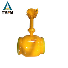 TKFM Wanted business partner 304 stainless steel cryogenic shutoff ball valve DN250