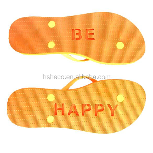bdab4564a China Die Cut Beach Flip Flop