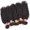 own factory with low cost and high profit recommended spring curl human hair curly weave