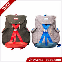 Factory wholesale custom backpack bag