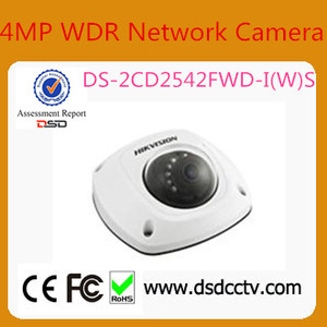 DS-2CD2542FWD-I(W)S Hikvision CCTV Camer 4MP Dome vandal-proof IP Network Camera