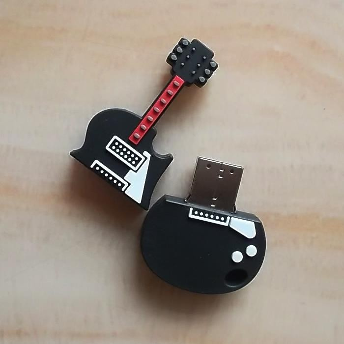promotion gift usb flash drive alibaba china hot selling guitar usb flash memory