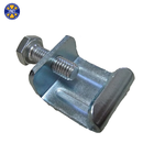Zinc plated steel air duct accessories corner g-clamp for fixing the duct