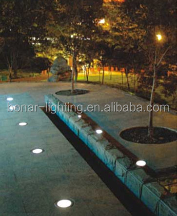 Outdoor Waterproof Garden Landscape Solar Ground Lighting