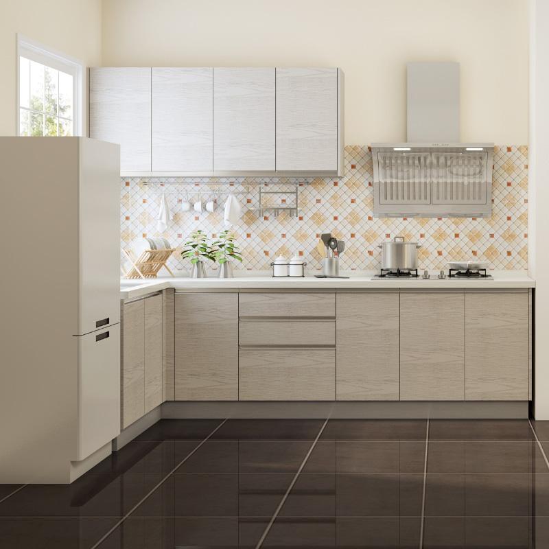 Kitchen Modular Cabinets: Gold Medal For Kitchen Cabinets Orange Icool White Oak
