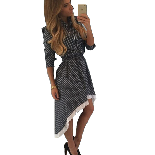 high low dresses casual lace - photo #26