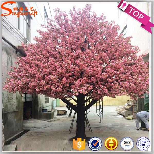 Large Outdoor Lighted Cherry Blossom Trees Large Artificial Flower