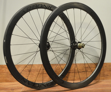 Carbonician hot style carbon 24/24h 28mm wide depth 50mm tubular 700c disc brake wheels