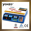 durable weighing scale with concrete display