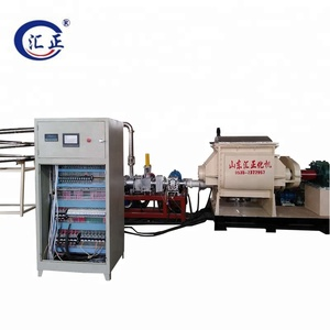 Hot melt adhesive granule underwater kneading extrusion granulator/Hot melt adhesive granule production line