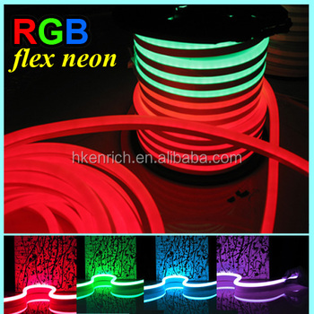 best service a0f55 9b7bf Pvc Rgb Color Change Led Neon Rope Light For Outdoor Decoration - Buy Rgb  Led Neon 110v,Rgb Led Neon Rope,Rgb Neon Light Product on Alibaba.com