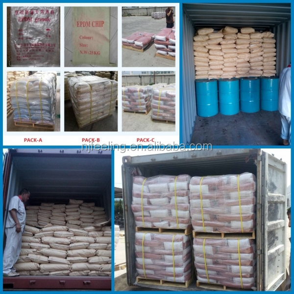 Epdm Granules Artificial Grass Infilled,Rubber Raw Material ...