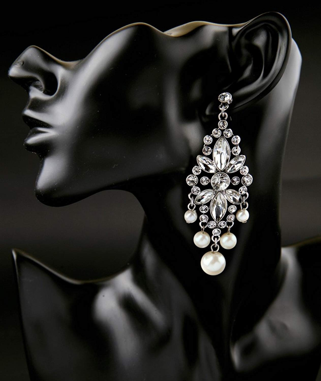 Get Quotations Ptk12 Special New Designer Chandelier Earrings Amazing Party Costume Jewelry