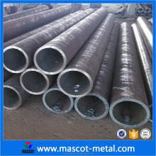 Alibaba hot selling cold drawn seamless steel pipe for running machine roller pipe