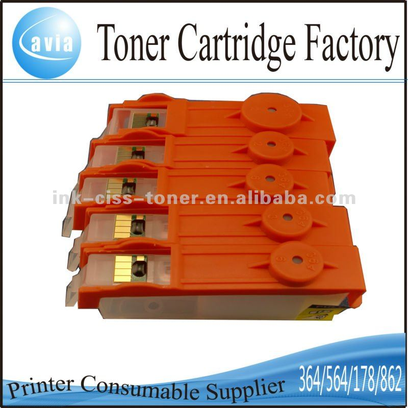Continuous ink supply system for hp ink cartridge 364 564 178 862