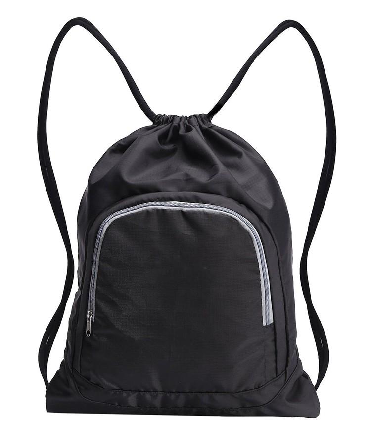 a2e612efbf Large Capacity Lightweight Sport Backpack Cinch Bag