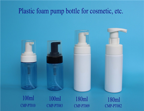 manufacturers 10ml 30ml 50ml 100ml 200ml 500ml 1000ml Plastic Bottle for packaging