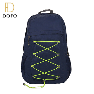 High quality folding waterproof royalblue cycling hiking pro sport backpack