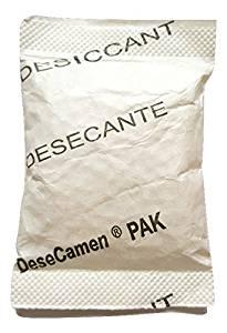 30 Gram Silica Gel Desiccant Packs (100 Packs Tyvek)