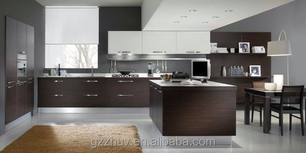Modular Kitchen Cabinet Color Combinations, Modular Kitchen Cabinet Color  Combinations Suppliers And Manufacturers At Alibaba.com