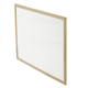 60*90 cm Magnetic Write WhiteBoard In Pine Wooden Frame