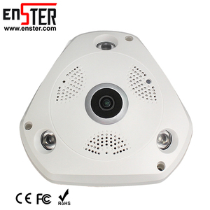 Wifi IP Camera CCTV Wireless Home IP Camera Surveillance System 960P Panorama 360 Degree 3D Fisheye Monitoring System