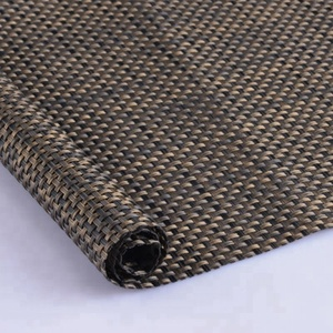 Good Quality Woven Pvc Coated Polyester Mesh Fabric