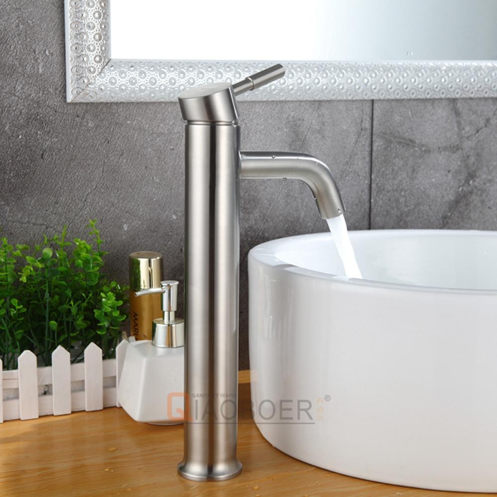 Best bathroom sanitary ware - Best Bathroom Sanitary Ware Nickel Brushed Brass Basin Sink Water Faucet Buy Water Faucet Sink Water Faucet Faucet With Water Product On Alibaba Com
