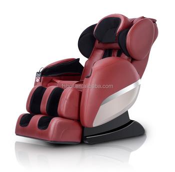 2017 Newest Design Full Body Heat Massage Chair 4d Health Massage Parts