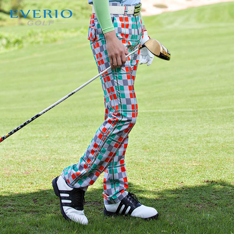 التخصيب شارلوك هولمز باهت Pantalones Golf Cuadros Ffigh Org