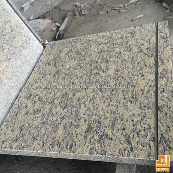 Brazil St Cecilia Light Giallo Santa Cecilia Light Granite Granite Stone  Polished Tile From China