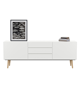 Extra Long Modern Sideboard