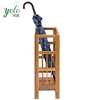 Natural Home Office Bamboo Umbrella Stand