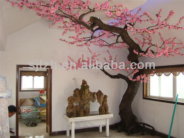 Artificial flor de cerezo flores rbol en fabrica precio for Arbol artificial decoracion