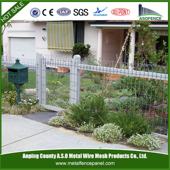 Hot Dopped Galvanized Woven Wire Fence For Backyard - Buy Woven Wire ...