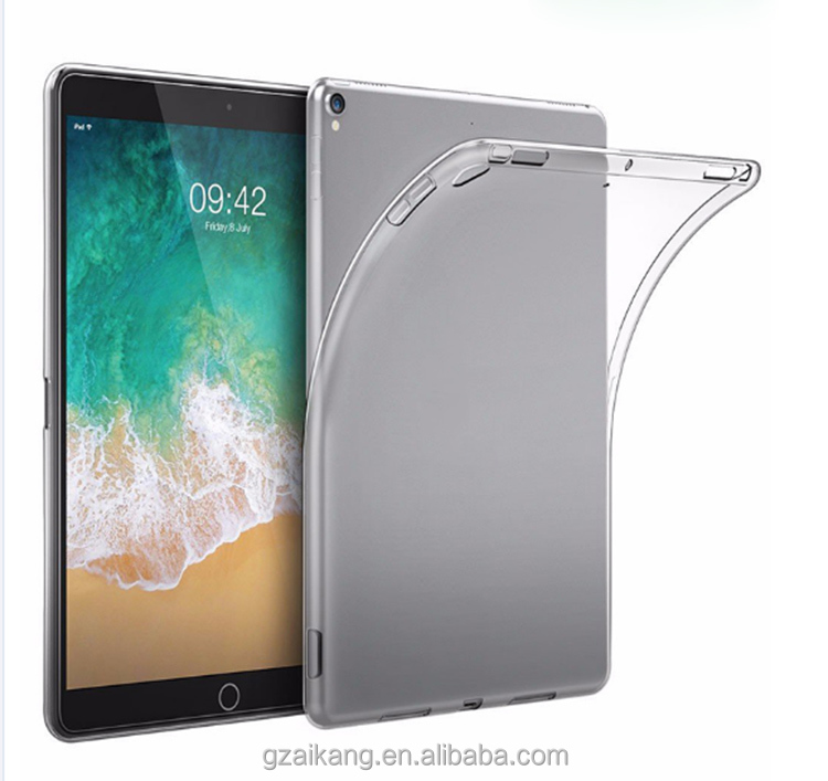For Apple ipad case mini 4 7.9inch two in one crystal clear case for apple tablet cover