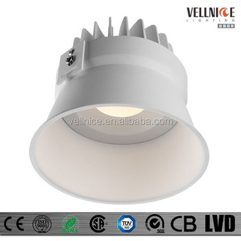 Vellnice Mini Trim 30w Fixed Hotel Citizen Cob Led Downlight With ...