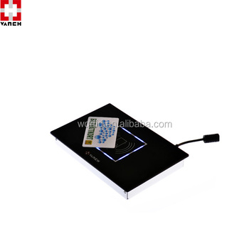 TCP/IP RJ45 EPC Gen2 uhf desktop rfid reader writer for stock inventory