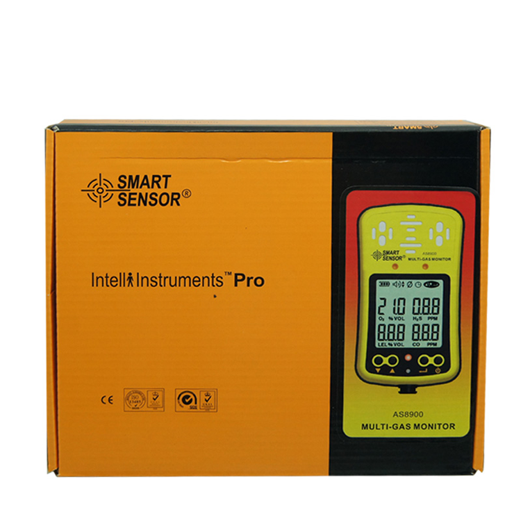 Quality Assurance Drager X-am 7000 Portable Multi Gas Detector ...